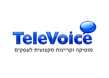 televoice - קריינות לעסקים